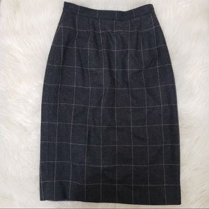 Dresses & Skirts - Wool pencil skirt